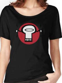 Get some robot skull. Women's Relaxed Fit T-Shirt