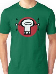 Get some robot skull. Unisex T-Shirt