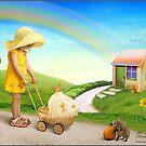 Katja´s walk by Oxana Zuboff