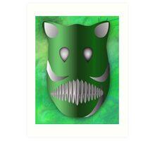 Cultural Mask Project Art Print