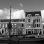 Delft Harbour - Rotterdam by Nick Bradshaw