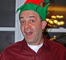 Santa's Favorite Elf by Jeff  Burns