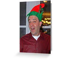 Santa's Favorite Elf Greeting Card