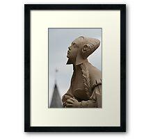 Mary - Xanten Calvary Framed Print