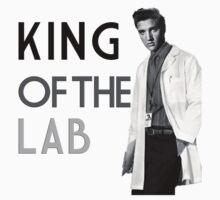 Elvis King of The Lab by Kelly Ferguson