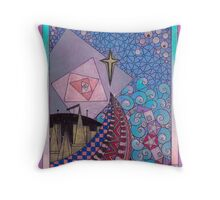 The Star Throw Pillow