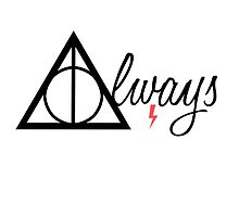 Always - Harry Potter Fandom  by KyouuSunshiine