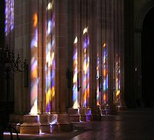 Stained Glass Refelections by ChrisSinn