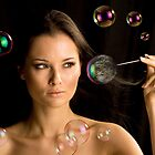 Exploding Bubbles by Carnisch