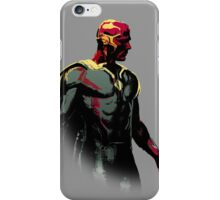 Avengers: Age of Ultron - The Vision iPhone Case/Skin