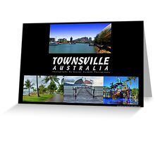 Townsville postcard Greeting Card