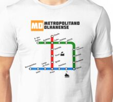 Metropolitano de Olhao Unisex T-Shirt