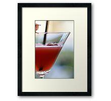 Iglu Dessert Framed Print