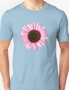 'New Pink Coneflower' Unisex T-Shirt