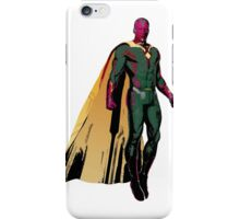 Avengers: Age of Ultron - The Vision - Variant 2 iPhone Case/Skin
