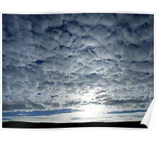 Cornwall: Skyscape no.1 Poster