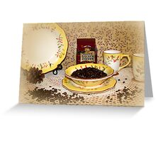 A Coffee Break For The Two Of Us Greeting Card