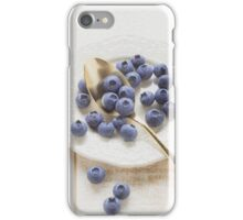 blueberry iPhone Case/Skin