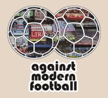 Against Modern Football 4 by bentleysroof