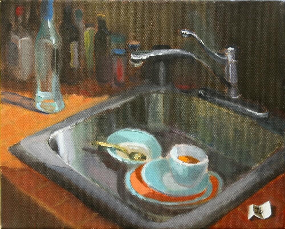 Sunday Morning by Inna Lazarev