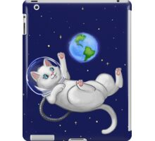 Are you there world? Its me, Kitteh iPad Case/Skin