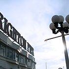 Brighton Pier Signage  by Ben Porter