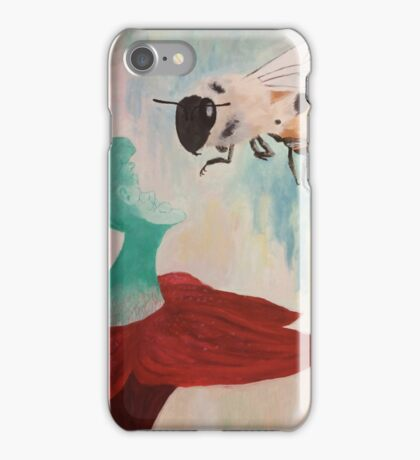 The Gathering Bee iPhone Case/Skin
