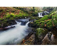 A Stream of Snowdon Photographic Print