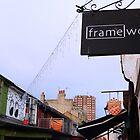 Framework by Ben Porter