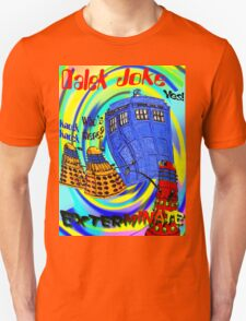 Dalek Joke T-shirt Design T-Shirt