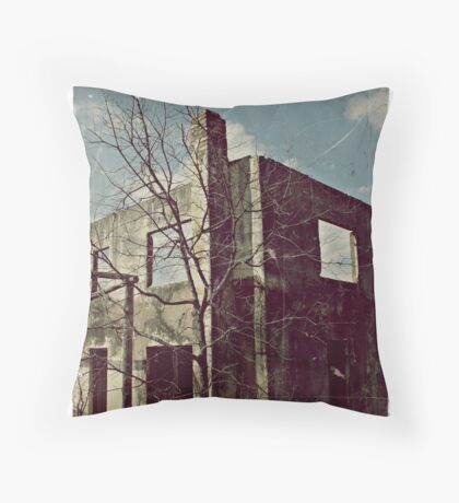 Caring is Creepy... Throw Pillow
