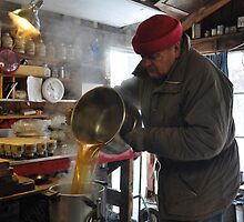 Philip- The Maple Syrup Maker by Lana D'Attilio