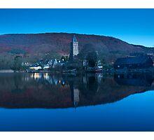 Sleeping Kirk, Port of Menteith, Scotland Photographic Print