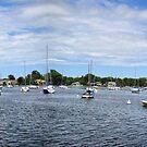 Riverside Park by EbelArt