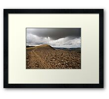 Mt. Lee, Kosciusko National Park Framed Print