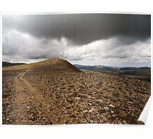 Mt. Lee, Kosciusko National Park Poster