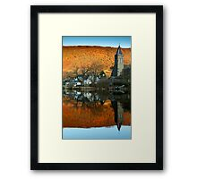 Awake Kirk, Port of Menteith, Scotland Framed Print