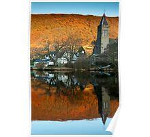Awake Kirk, Port of Menteith, Scotland Poster
