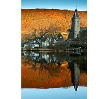 Awake Kirk, Port of Menteith, Scotland Photographic Print