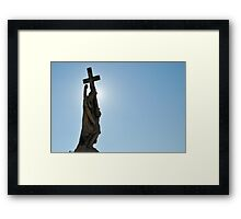 Castel Sant'Angelo - Roma Framed Print