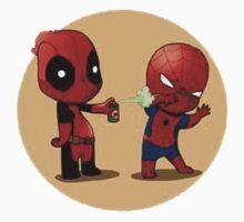 Deadpool spiderman Kids Clothes