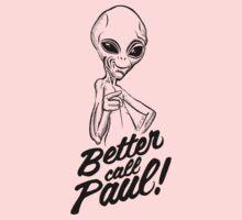 Better Call Paul Baby Tee