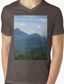 a beautiful Congo landscape Mens V-Neck T-Shirt