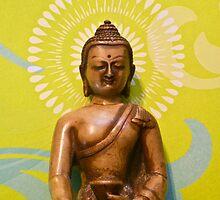 Buddha by Edward Myers