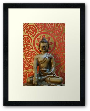 Buddha 2 by Edward Myers
