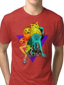 Tropicowls Tri-blend T-Shirt