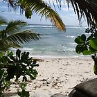 Cocos Island Beach by abbycat