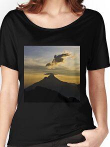 a desolate Congo landscape Women's Relaxed Fit T-Shirt