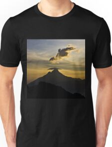 a desolate Congo landscape Unisex T-Shirt