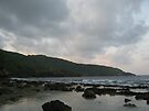 Dawn at Flying Fish Cove, Christmas Island by abbycat